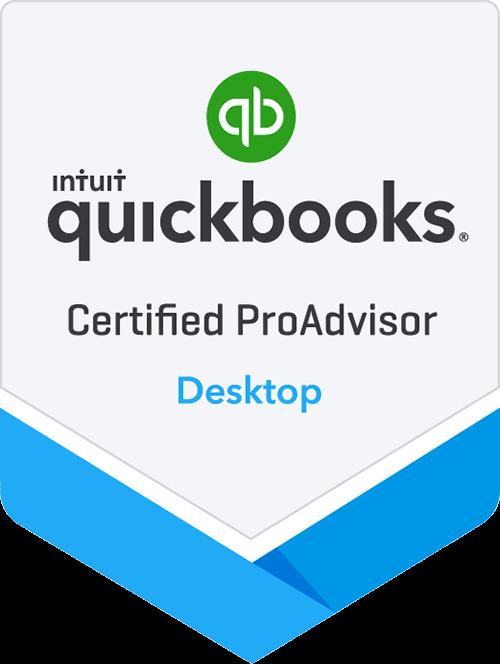Certified Desktop QuickBooks ProAdvisor in Annapolis, MD Baltimore, MD